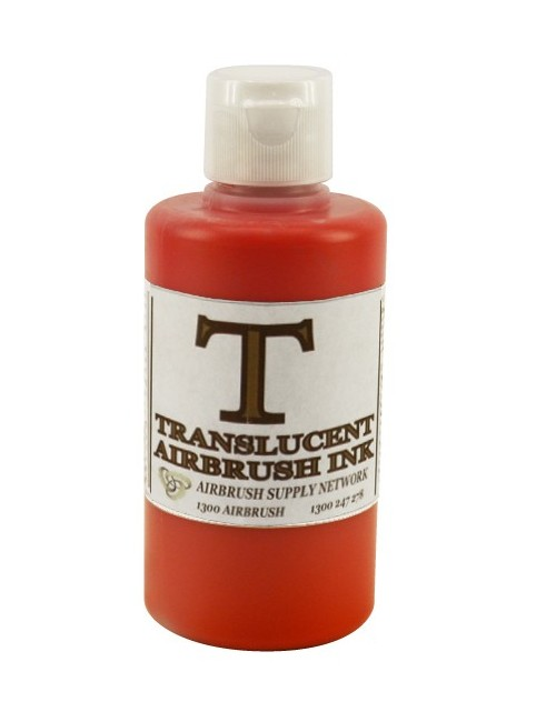 Translucent Red(Orange) 250ml
