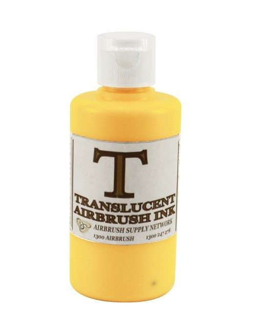 Translucent Yellow(Orange) 250ml