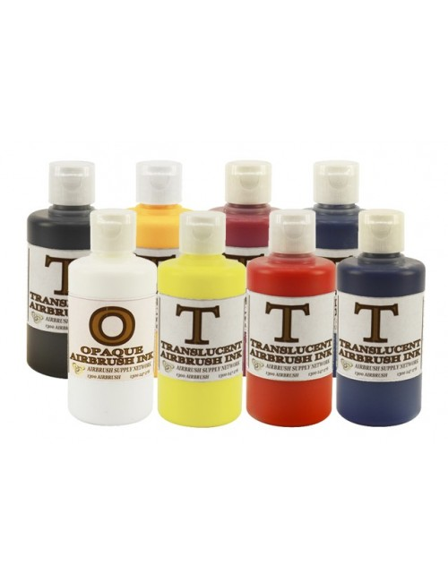 Translucent Ink Kit 8 x 250ml