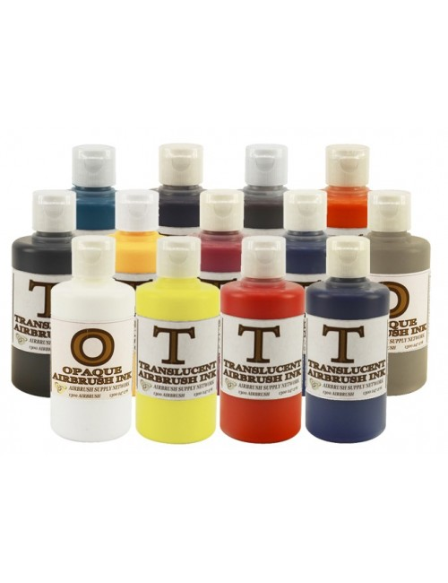 Translucent Ink Kit 13 x 250ml