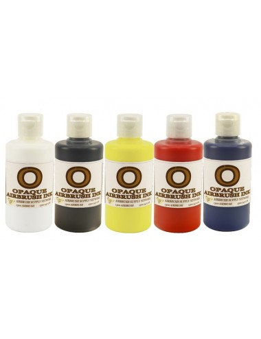 Opaque Ink Kit 5 x 250ml