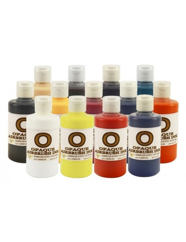 Opaque Ink Kit 13 x 250ml
