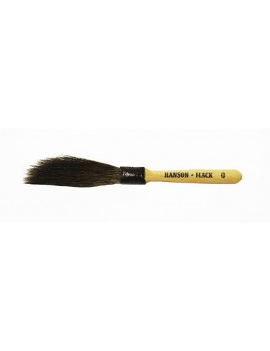 Hanson/Mack King 13 Sword Brush No 0