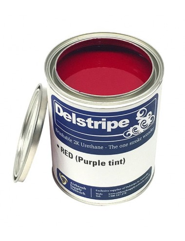 Delstripe 2K Red(P) 1L