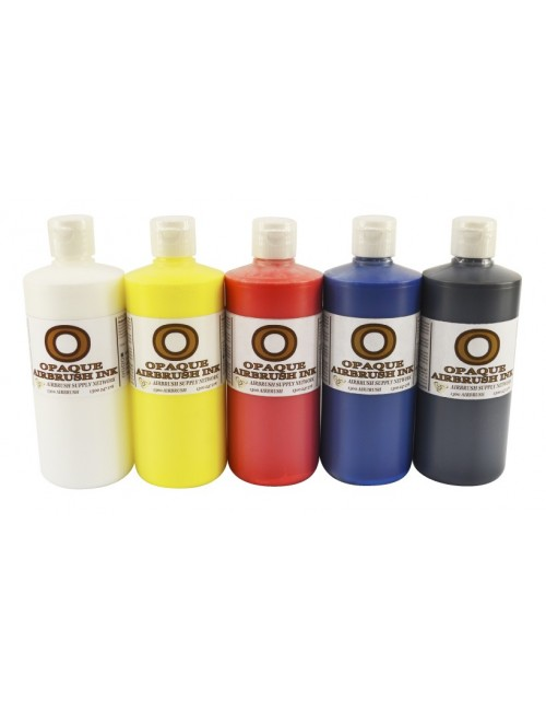 Opaque Ink Kit 5 x 500ml