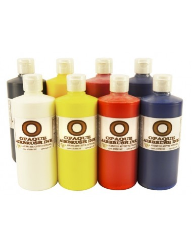 Opaque Ink Kit 8 x 500ml