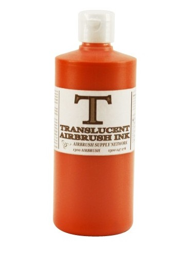 Translucent Red(Orange) 500ml