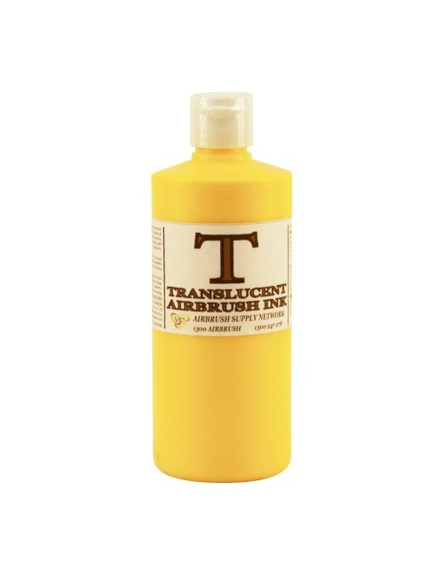 Translucent Yellow(Orange) 500ml