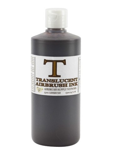 Translucent Xmas Brown 500ml