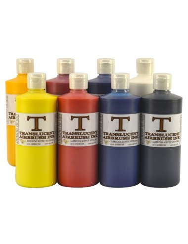 Translucent Ink Kit 8 x 500ml