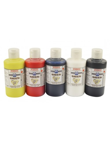 Deltron Basecoat Kit 5x250ml
