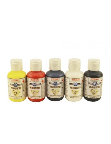 Deltron Basecoat Kit 5x125ml