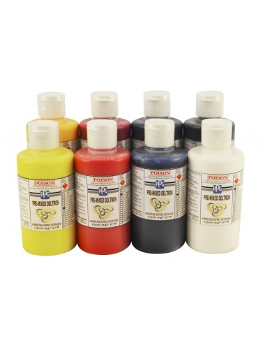 Deltron Basecoat Kit 8x250ml