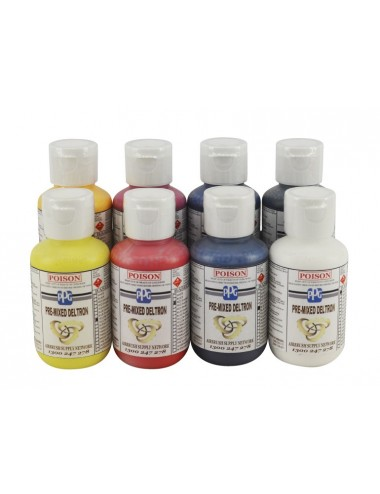 Deltron Basecoat Kit 8x125ml