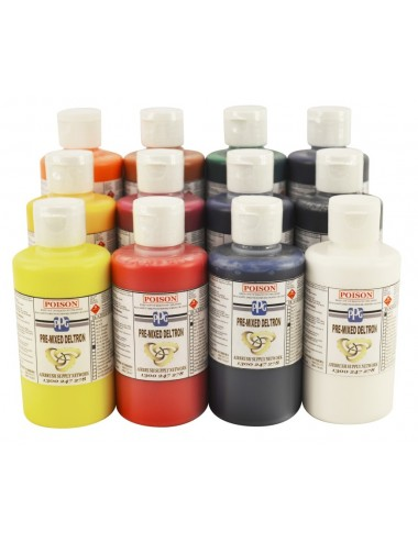 Deltron Basecoat Kit 12x250ml