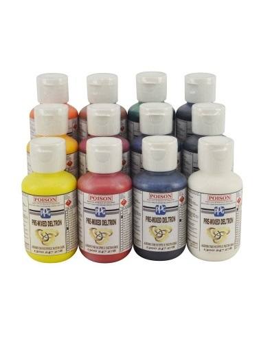 Deltron Basecoat Kit 12x125ml
