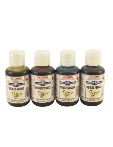 Vibrance Candy Kit 4x125ml