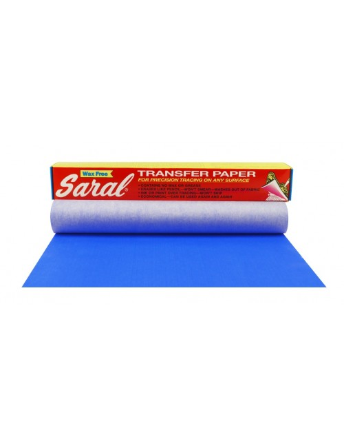 Saral Paper Roll Blue