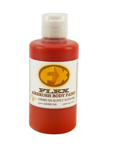 Flex Red(Orange) 250ml