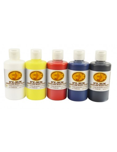 Flex Ink Kit 5 x 250ml